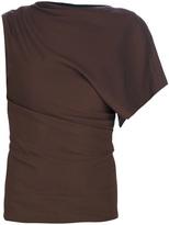 Balenciaga asymmetric top