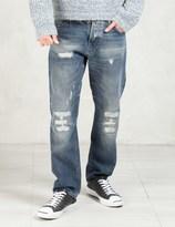 Nudie Jeans Indigo Steady Eddie