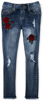 Vigoss Girls 7-16) The Jagger Ankle Skinny Jeans
