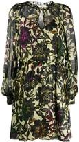 Schumacher Dorothee printed smock dress
