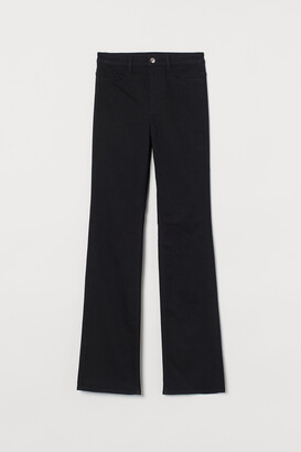 H&M Slim Bootcut High Jeans