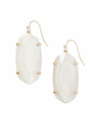 Kendra Scott Esme Gold Drop Earrings