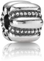 Pandora Sterling Silver Abstract Clip