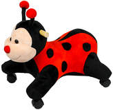 Plush Ride-On Ladybug