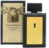 Antonio Banderas 3.4 oz The Golden Secret