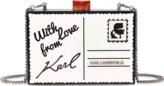 Karl Lagerfeld K Postcard Minaudiere