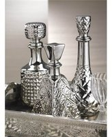 Modern Morocco Platinum Ceramic Carafe - Genie