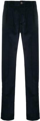 Fortela New Pencest velvet cord trousers