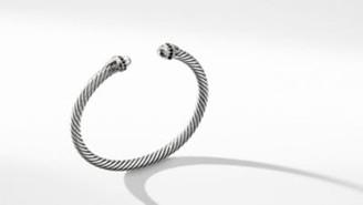 David Yurman Statue Of Liberty Cable Bracelet
