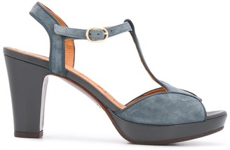 Chie Mihara 90mm Side-Buckled Sandals