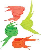 """Delia's 4-Pack Neon 48"""" Laces"""