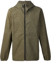 Christopher Raeburn hooded raindrop anorak jacket - men - Cotton - L