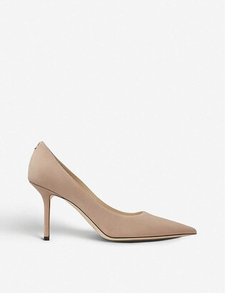 Jimmy Choo Love 85 suede courts
