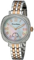 Tommy Bahama RELAX Women's 10018357 Lokelani (Land) Analog Display Japanese Quartz Silver Watch