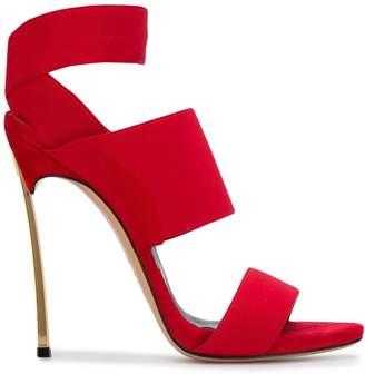 Casadei high heeled sandals