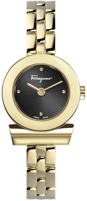 Salvatore Ferragamo Women's Gancino Bracelet Watch, 27mm
