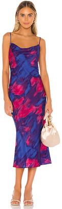 Majorelle Boston Midi Dress
