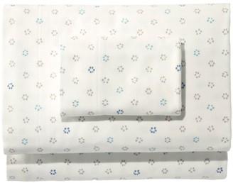 L.L. Bean Organic Flannel Sheet Collection, Print