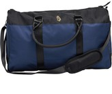 Luke 1977 LUKE 1977 Mens Weekender 24 Quilted Bag Navy Black