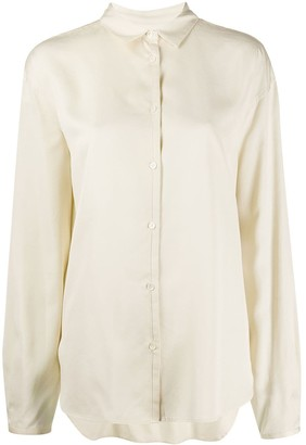 Totême Long Sleeve Blouse