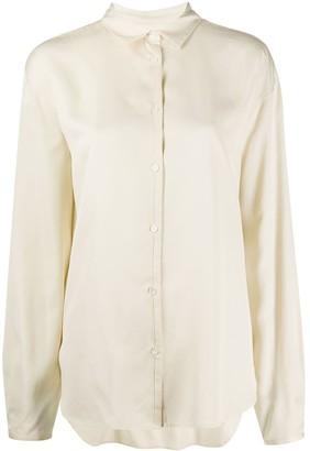 Totême long sleeve blouse