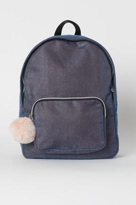 H&M Glittery Backpack