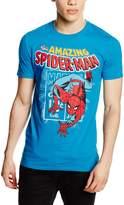 Spiderman Men's Spidey Stamp T-shirt