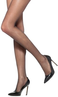 Hue Essential Solutions Clear Control Top Pantyhose