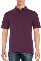 Michael Kors Short-Sleeve Polo Shirt
