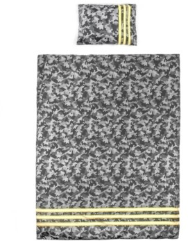 Tadpoles 2 Piece Cool Camo Duvet Cover Pillowcase Set, Twin Bedding