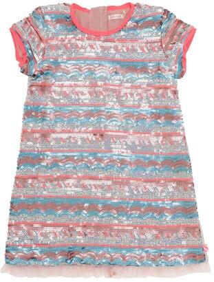 Billieblush Sequined Techno Dress