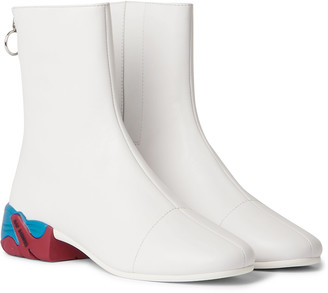 Raf Simons Solaris-2 Leather Chelsea Boots