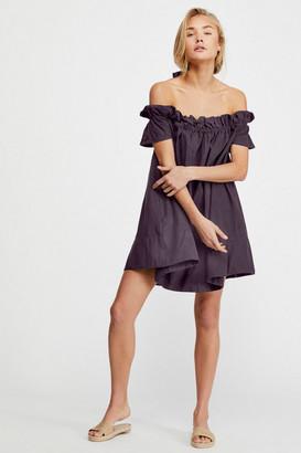 Free People Sophie Mini Dress