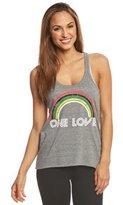 Chaser One Love Rainbow Yoga Tank Top 8155715