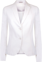 Essentials Z/Short Cotton Jacket