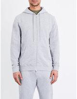 Sunspel Zip-up Loopback Cotton-jersey Hoody