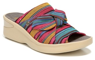 Bzees Smile Wedge Sandal
