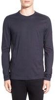 BOSS Men's 'Tenison' Slim Fit Long Sleeve T-Shirt