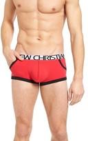 Andrew Christian Men's Retro Show-It Boxer Briefs