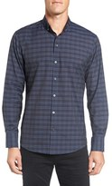 Zachary Prell Men's 'Cezar' Regular Fit Plaid Sport Shirt
