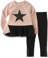 Calvin Klein 2-Pc. Star Tunic & Leggings Set, Baby Girls (0-24 months)