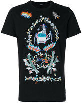 Diesel women embroidery T-shirt - men - Cotton - S