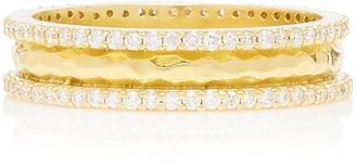 Amrapali Chandni 18K Gold and Diamond Ring
