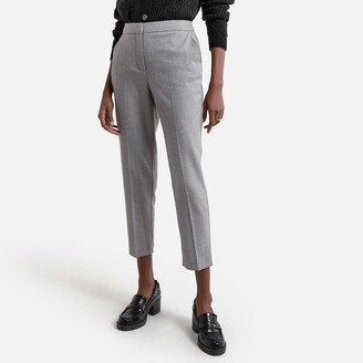 Naf Naf Straight Trousers
