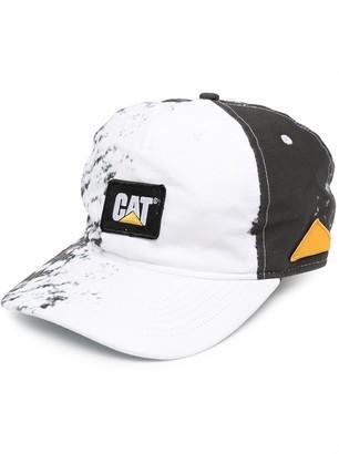 Heron Preston x CAT tie-dye baseball cap