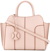 Tod's detachable strap tote - women - Leather - One Size