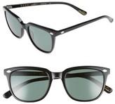 Raen Men's Arlo 53Mm Sunglasses - Black / Green