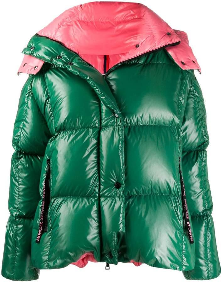Moncler Parana hooded coat