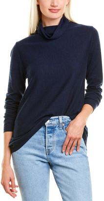 Forte Cashmere Fine Gauge Cashmere Sweater