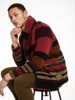 Scotch & Soda Wool Blanket Jacket